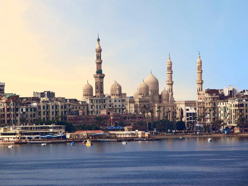 Stadt Alexandria