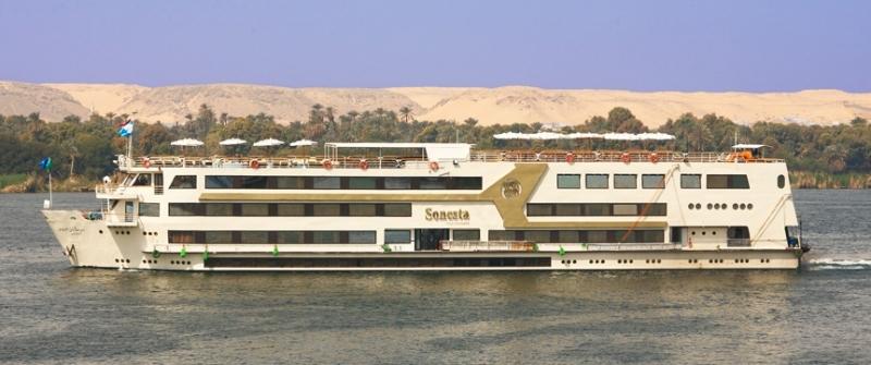 O Cruzeiro pelo Nilo - Egito