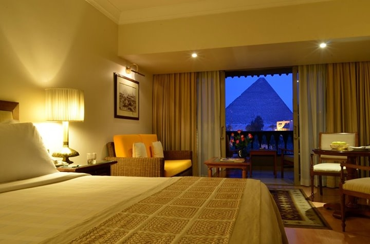 Mena House Hotel Room