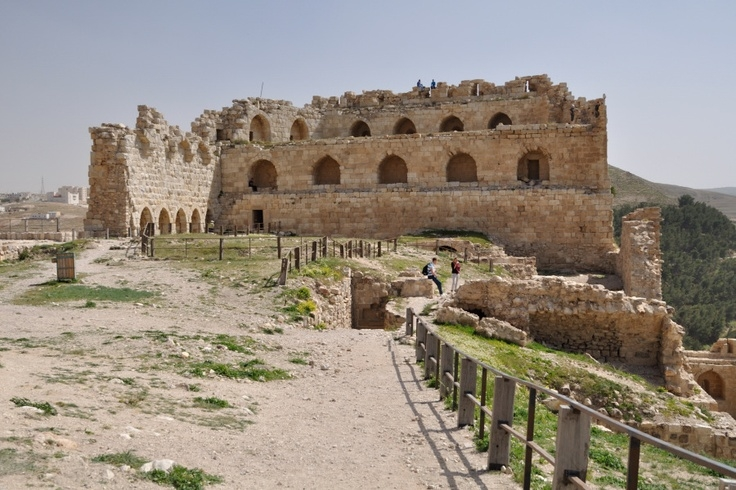 Kerak e o seu castelo
