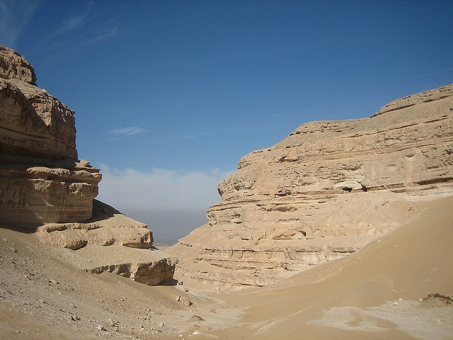 Umm el-Qa'ab Valley