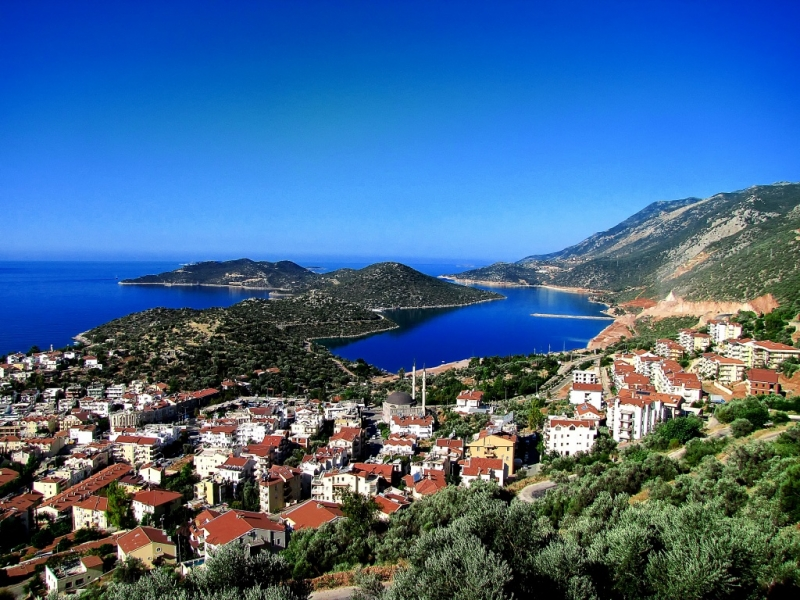Kaş in Turkey
