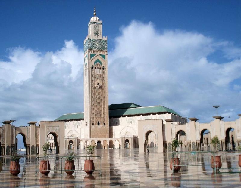 Mosquée Hassan II, Casablanca