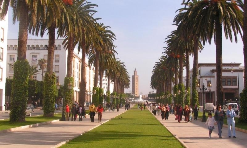 Passeio de um dia de Fez para Rabat