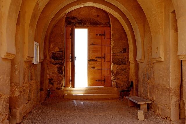 ハラナ城、ヨルダン砂漠