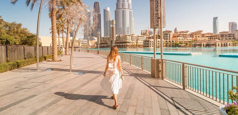 Abbigliamento Safari Dubai