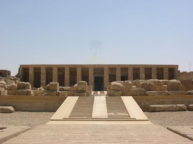 Temple de Séti Ier, Abydos
