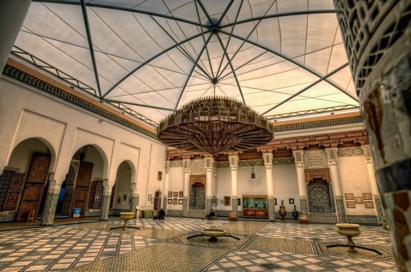 Dar Si Said Museum, Marrakech