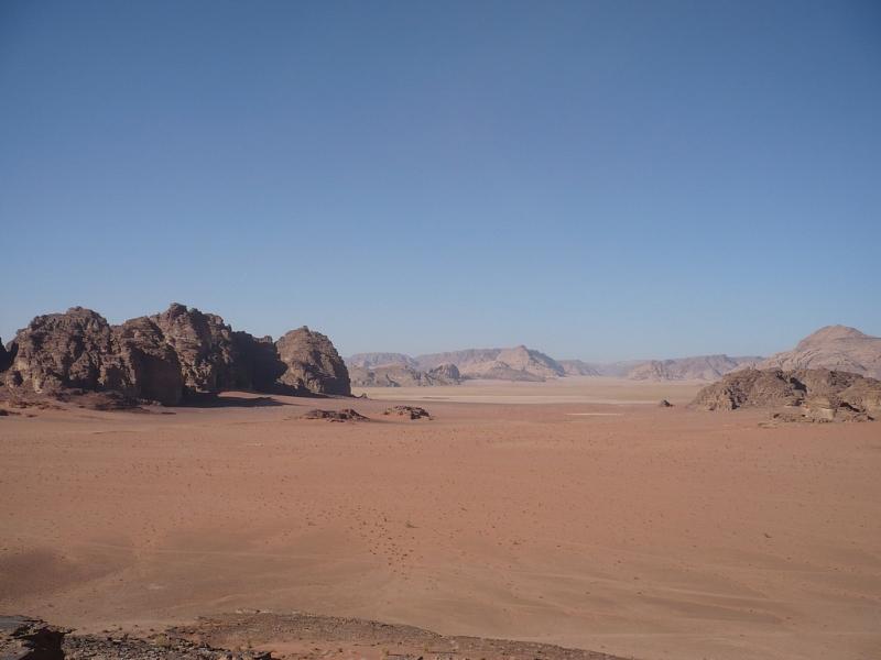 Wadi Rum (Valle della Luna)