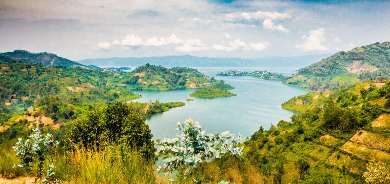 Explore Lake Kivu