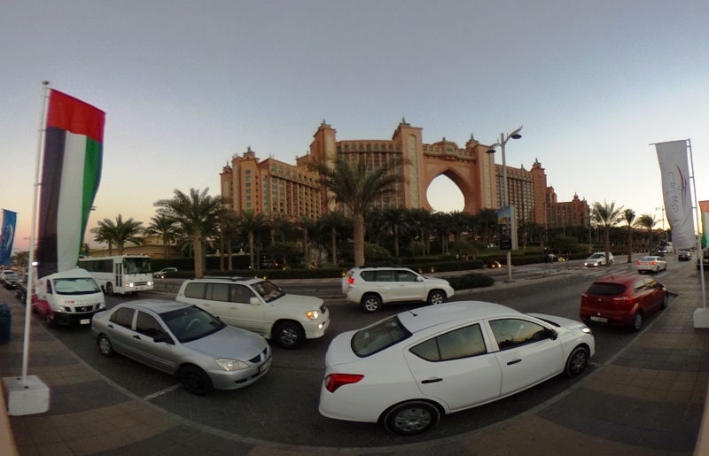 Atlantis, The Palm Hotel