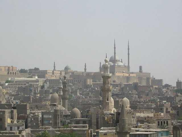 Salah El-Din Citadel View