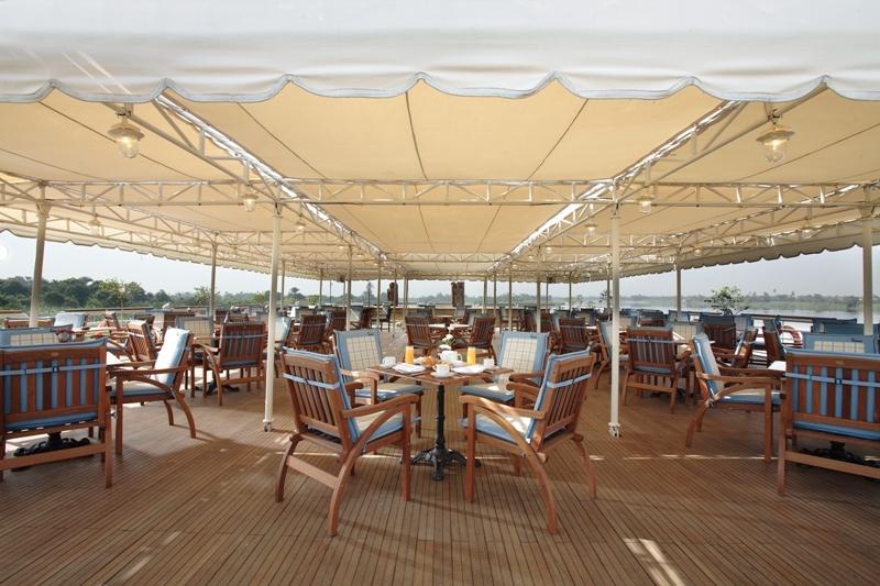Sonesta St. George Christmas & NY Nile Cruise