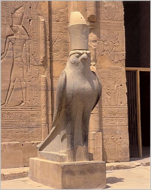 Hours-Tempel von Edfu