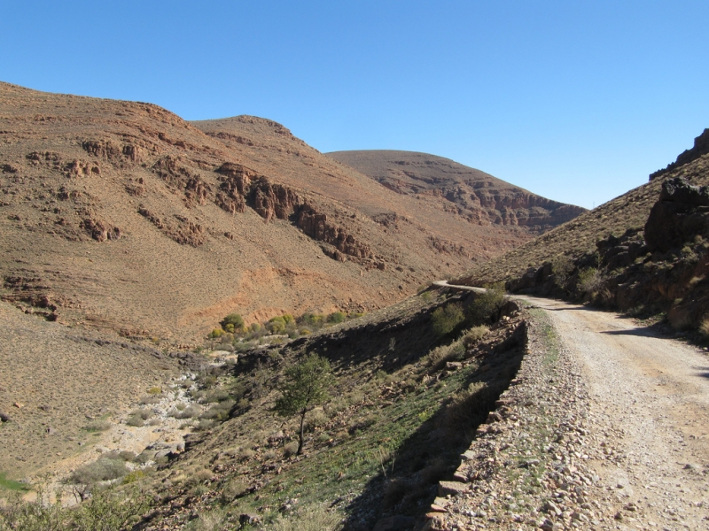 Tafraoute Road