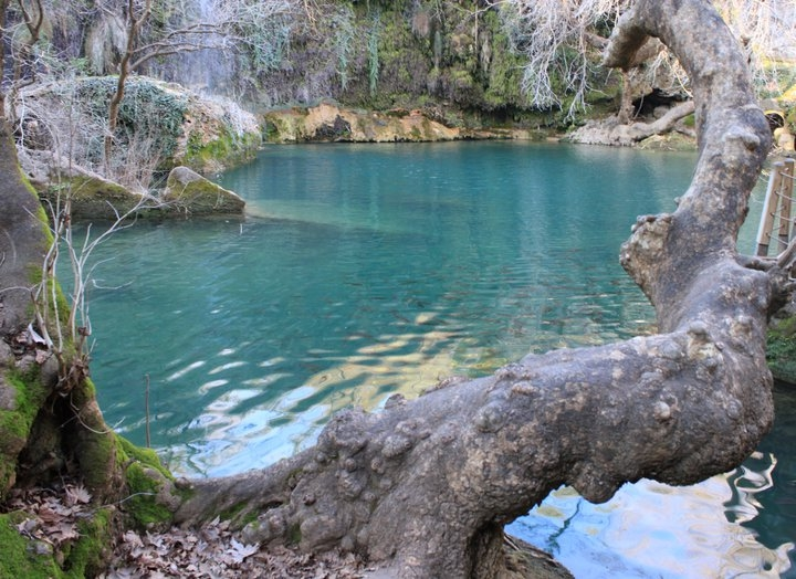 Amazing Nature Scenery in Antalya