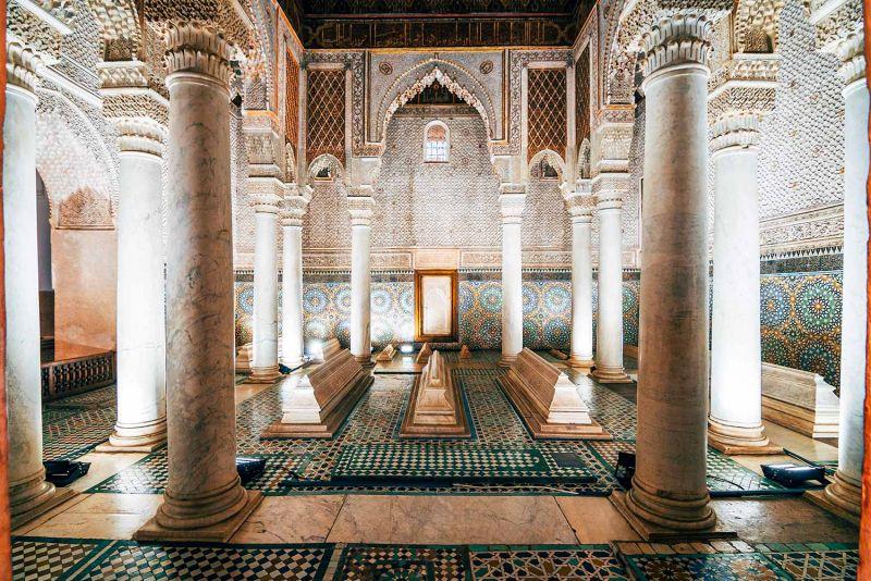 Os históricos Túmulos Saadianos
