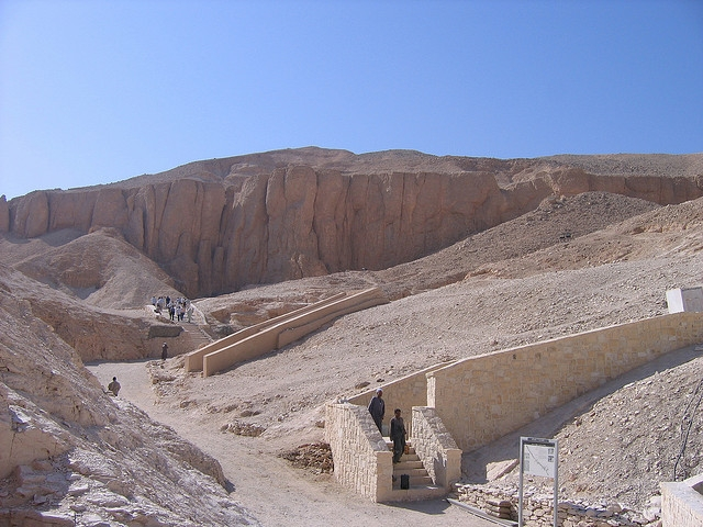 Valley of  the Kings Passages