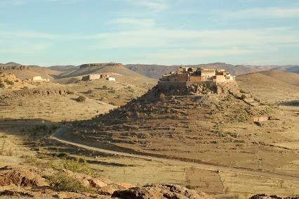 Tafraoute Desert