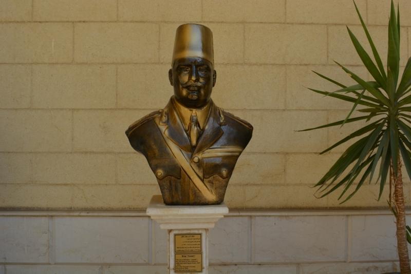 Dentro do Palácio de Abdeen, Egito