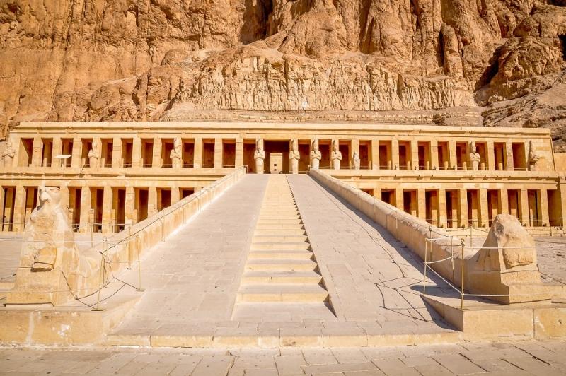 Tempio della Regina Hatshepsut a Luxor