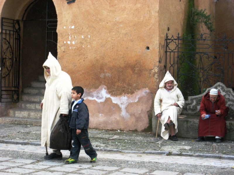 Excursão para Chefchaouen a partir de Fez