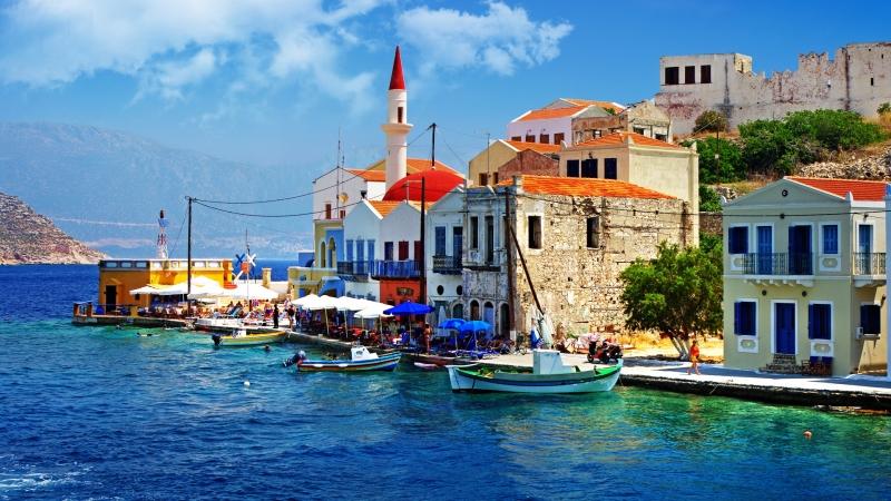 探索希腊度假