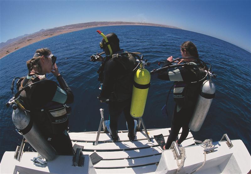 Snorkeling em Aqaba