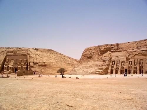 Abu Simble Temples