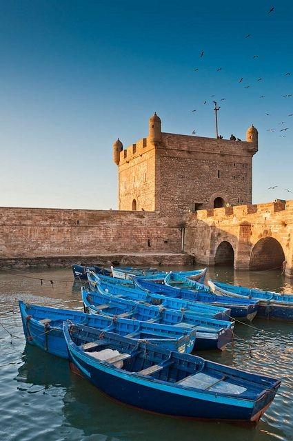 Tagesausflug in die Hafenstadt Essaouira ab Agadir