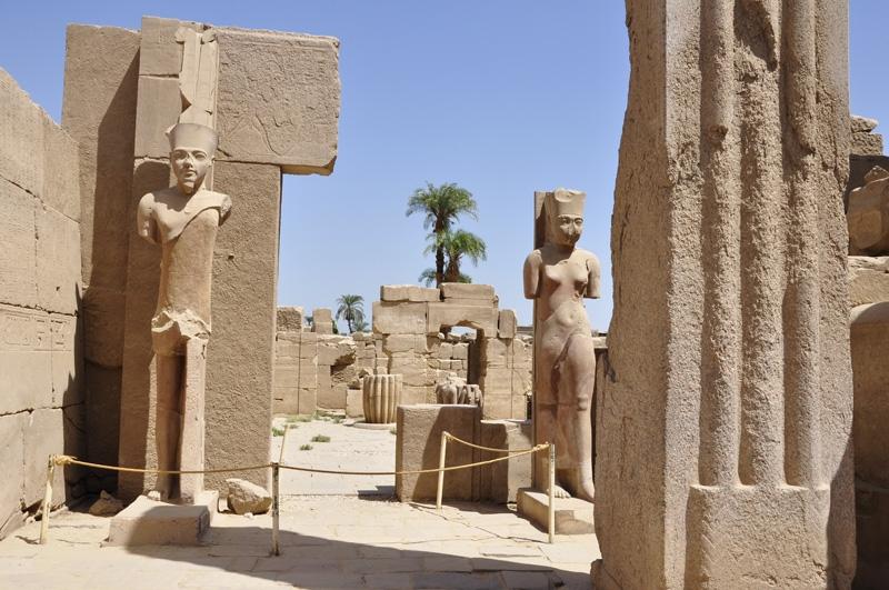 Inside Karnak Temples, Luxor