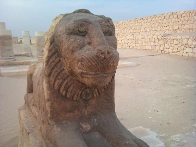 Medinet Madi, El Fayoum