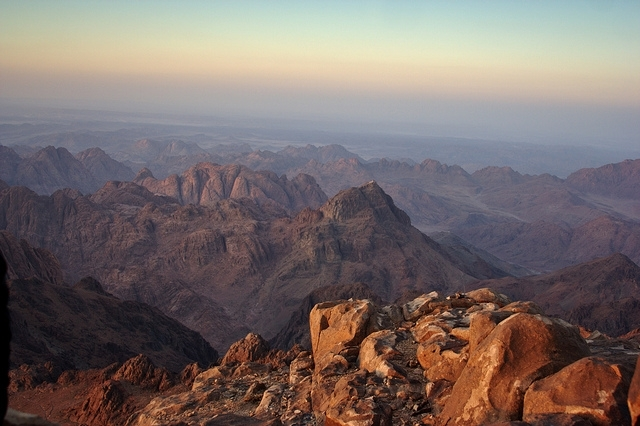 Interno di Sinai