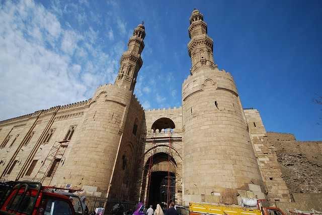 Mu'ayyad Mosque and Bab Zuweila