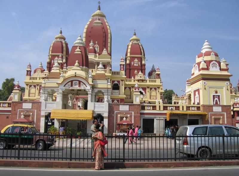 Templo Birla, Delhi