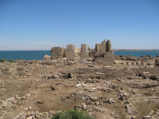 Qasr Ibrim Fortress