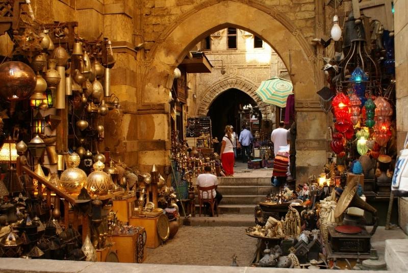 Bazar de Jan el Jalili