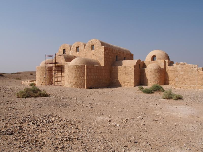 Amra Castle