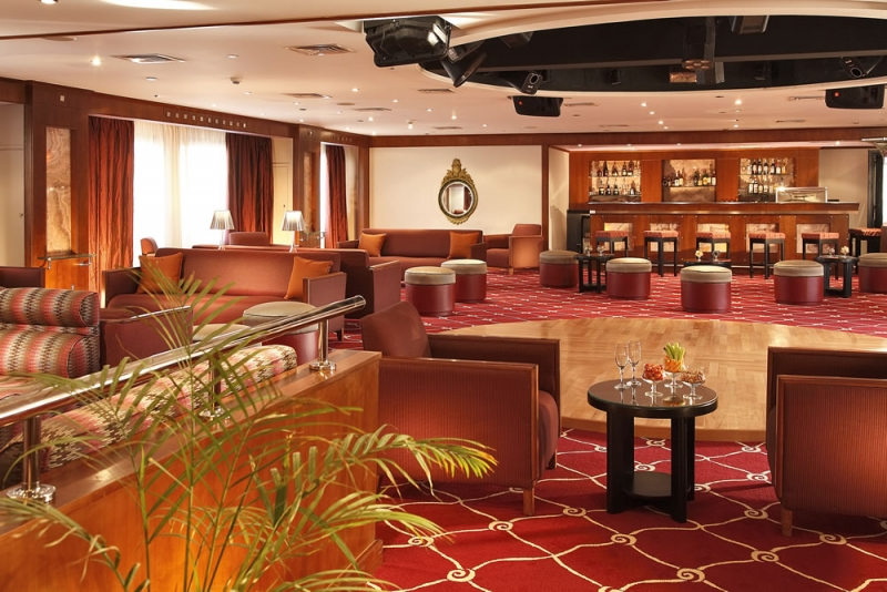 Nile Goddess Nile Cruise Lounge