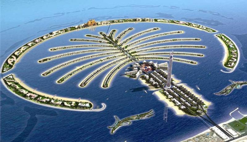 Informações sobre Palm Jumeirah