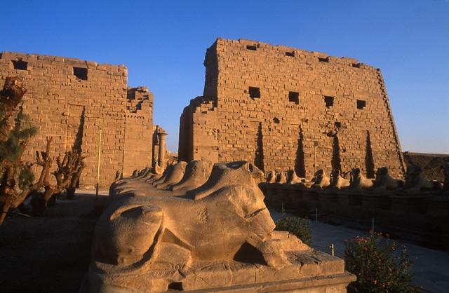 El Templo de Karnak