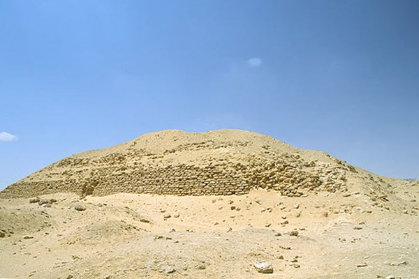 Pyramid of Khaba -The Layer Pyramid