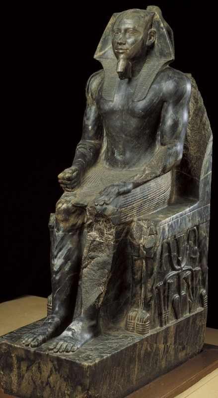 Statue de Khafre (Kephren)