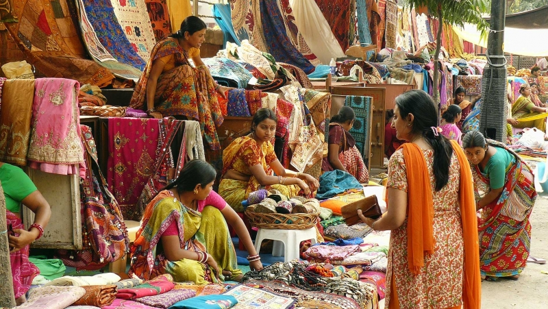 Top Markets in Delhi
