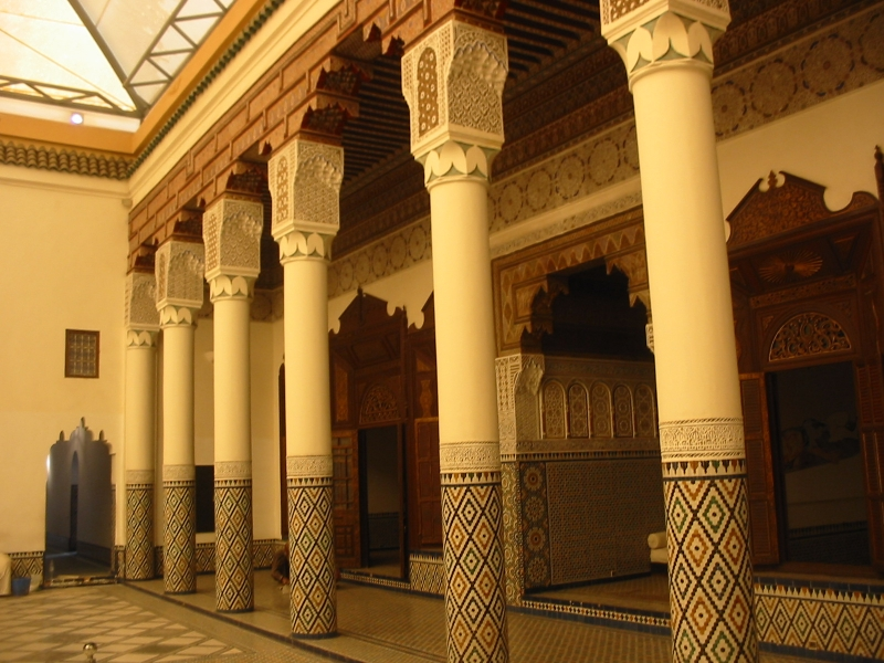 Museo di Dar Si Said, Marrakech