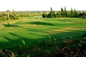 The Golf Pyramids  and Country Club - Giza