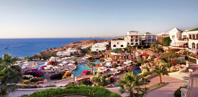 Breathtaking Views - Hyatt Regency Sharm El Sheikh Resort