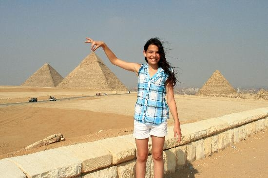 D Tour Of Pyramids