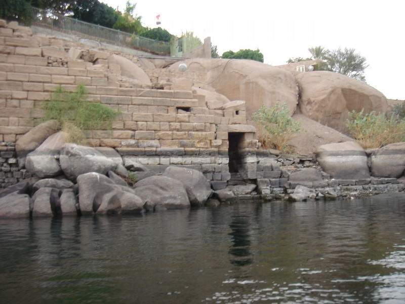 Elephantine Island in Aswan