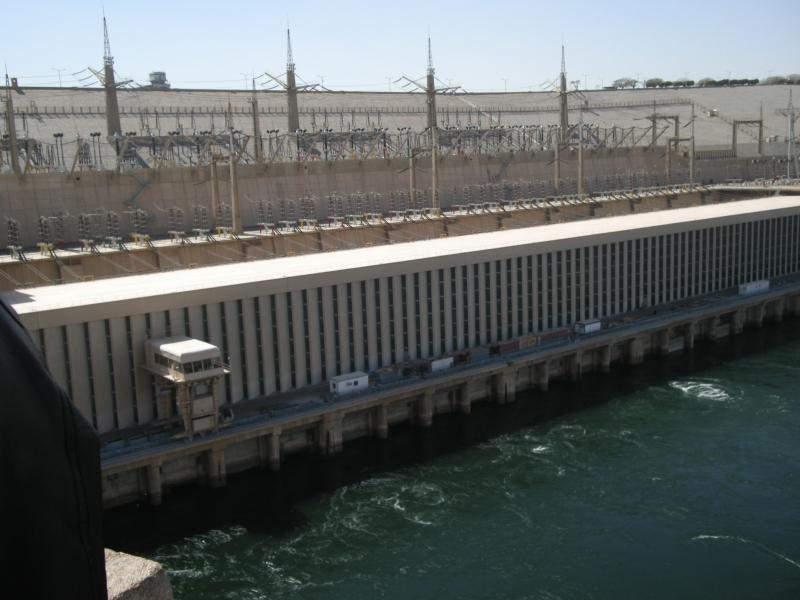 High Dam, Aswan